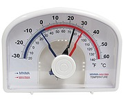 Min/Max Dial Type Thermometer