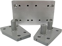 "4"" Beam Fixture Conversion Kit"