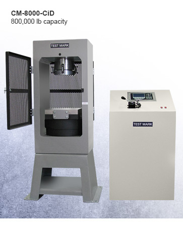 High Capacity Series Compression Testing Machines